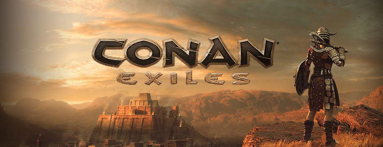 Тестовый сервер Conan Exilies