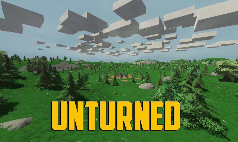 Тестовый сервер Unturned