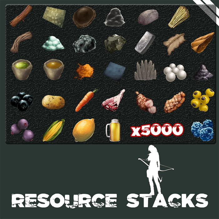 Мод StacksOnly заменен на Resource Stacks [отмена]